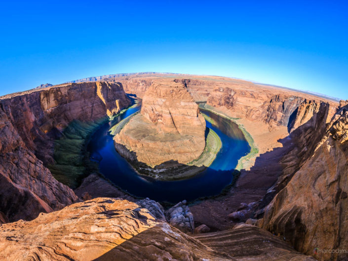 Horseshoe Bend Landscape by Marco Di Mauro Photographer